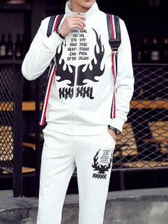 Fashion Men Long Sleeve Cheap Activewear