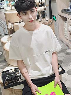 Wholesale Hongkong Boy Loose T-shirts