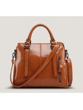 Wholesale Korean Zipper Casual Handbags