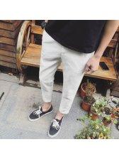 Korean Japanese Style Long Vintage Pants