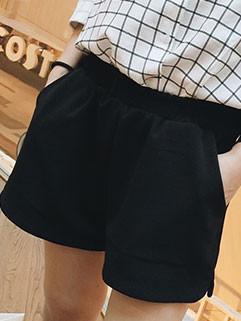 Summer Easy Match Chiffon Short Pant