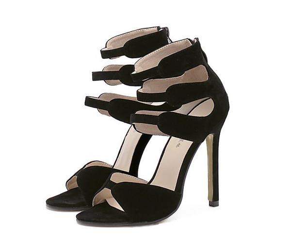 Roman Fashion High Heel Women Sandal