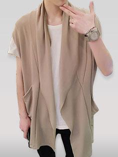 Wholesale Fashion All Match Casual Men Coat