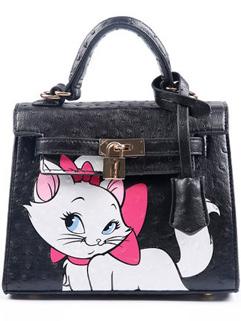 Korean Fashion Cartoon Printed Designer Handbags