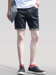 Fashion Printing Floral Casual Short Pants