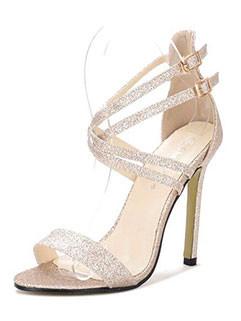 Office Lady Chosen High Heel Elegant Women Sandal