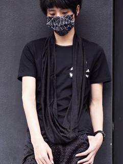 Japan Solid Crew Neck Street Men Fashion T-Shirt