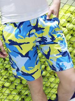 Popular Series Colorful Beach Short Men Pants