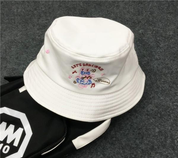 Korean Fashion Summer White Sunshade Caps
