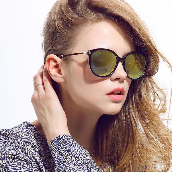 Factory Outlet Proof UV Browline Retro Sunglasses