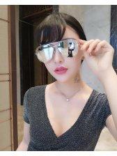 Summer Solid Proof UV Fashion Aviators Sunglasses