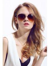 Chic Summer Proof UV Half Frame Lenses Sunglasses