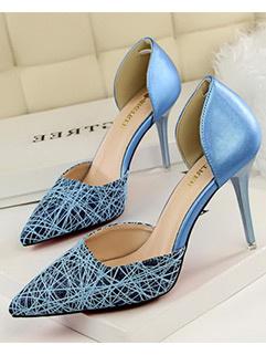 Korean Fashion Pointed Toe High Heel Women Pump