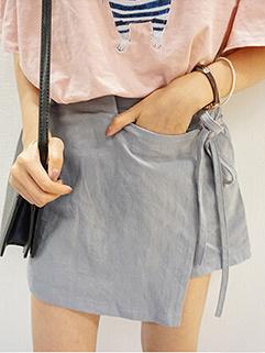 Wholesale Summer Asymmetrical Causal Short Pant