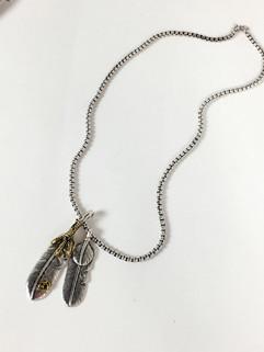 Popular Feather Talon Pendant Necklace
