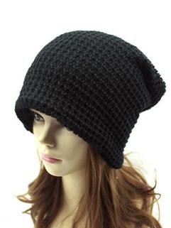 Wholesale Woven Pattern Cover Ear Knit Hat