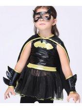 Wholesale Kids Halloween Batman Suits Cosplay Costume