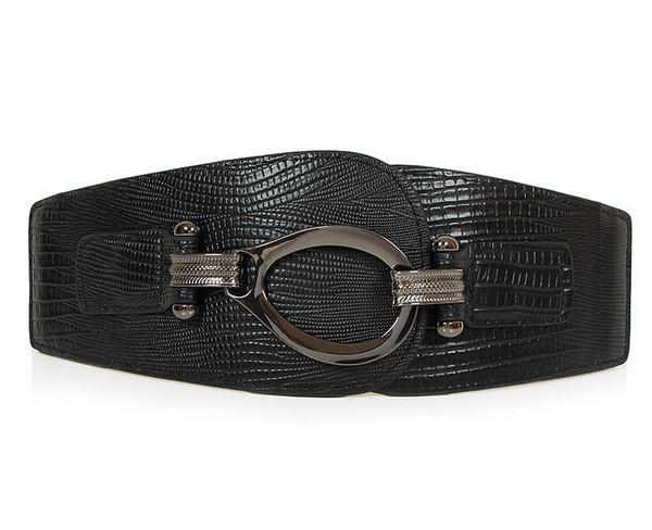 Outlet Serpentine Elastic Women Belts