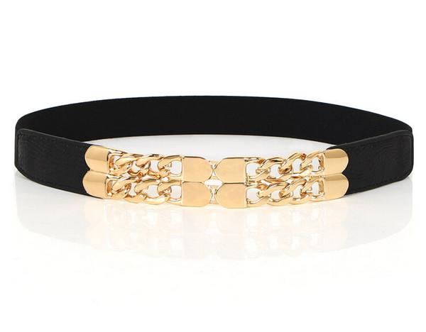 Fashion Metal Patchwork Ladies Belts