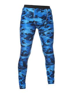 Japan Cheap Camouflage Elastic Men Long Pants
