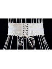 Hot Sale Korean Lace-Up Elastic Belts For Women