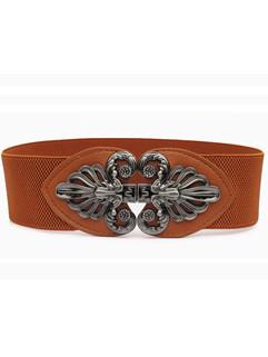 Hot Sale Euro Fashion Vintage Metal Belts