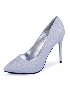Wholesale Cheap Wedding Shoes Sequined Pumps