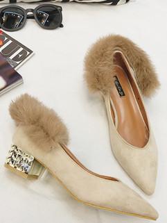 Korean Pointed Toe Women Flat Shoes