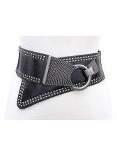 Chic Punk Style Rivet Women Belts