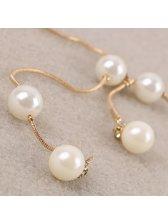 Chic Pearls Alloy Korean Waistbands