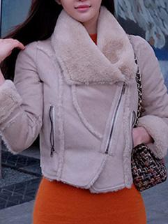 Woman Winter Fleece Jacket And Coats