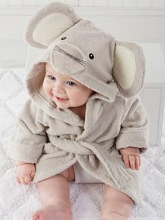 High Quality Animal Children Bathrobes