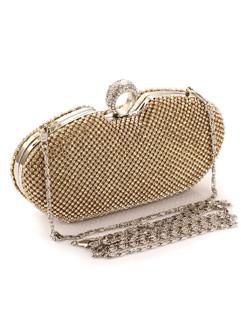 Euro Fashion Diamante Cocktail Bags