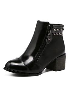 Discount Shoes Women Black Boots