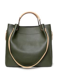 Hot Sale Zipper Chic Two Pieces Bag