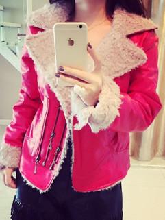 Winter Zip Women Coats And Jackets