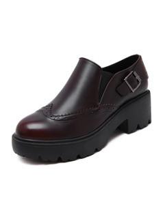 Round Toe Cute Shoes Women Flats