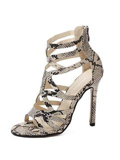 Peeptoes Women High Heel Sandals Shoes