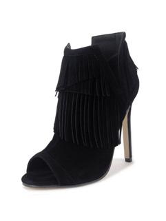 Stiletto Tassel Women Sexy Boots