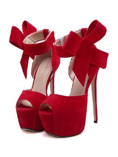 Peeptoes Women Platform Sandals Shoes