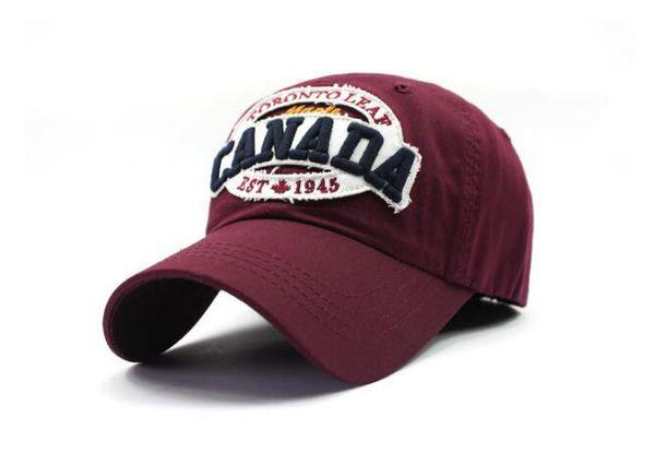 Summer Letter Embroidery Baseball Hats