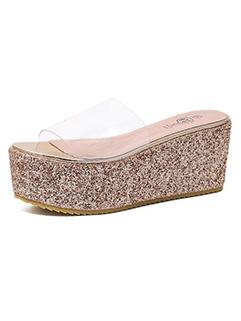 Slip On Women Platform Slippers