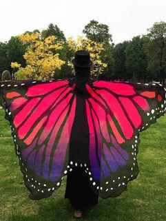 Summer Print Butterfly Beach Blanket