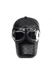 Hip Hop Black Fashion Hat
