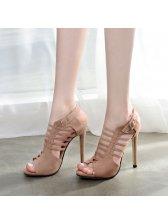 Euro Stiletto Women Gladiator Sandals
