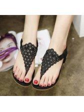 Beading Bohemia Sandals For Girls