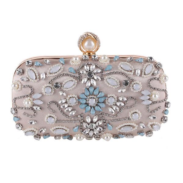 Fashion Rivet Patchwork Boutique Bags