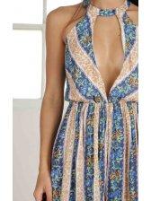 New Lace Patchwork Romper Design