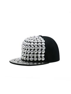 Rivet Design Street Style Hip-hop Caps