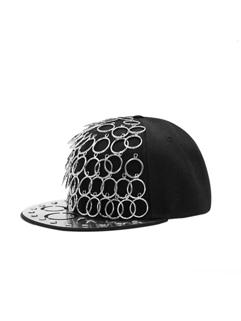 Ring Rivet Design Street Style Hip-hop Caps